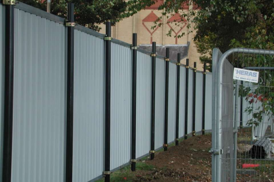M300 Mobile Fence