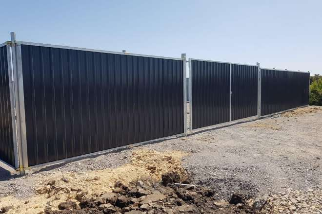M300 Mobile Fence 2*2m